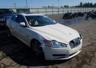 2010 JAGUAR XF LUXURY #1663928599