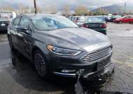 2018 FORD FUSION TIT #1670641146