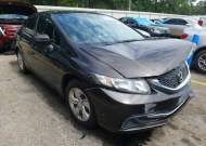2014 HONDA CIVIC LX #1672555653