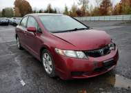 2009 HONDA CIVIC LX #1674121786