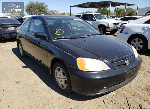 2001 HONDA CIVIC LX #1677266416