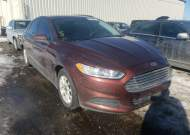 2016 FORD FUSION S #1677296579