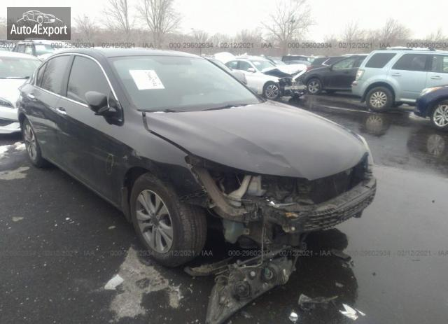 2014 HONDA ACCORD SEDAN LX #1677700129