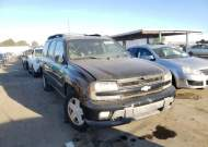 2002 CHEVROLET TRAILBLAZE #1677829753