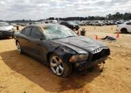 2012 DODGE CHARGER R/ #1681200829