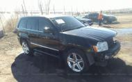 2007 JEEP GRAND CHEROKEE SRT8 #1681688966