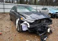 2020 FORD FUSION SEL #1684361449