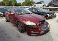 2009 JAGUAR XF LUXURY #1684391313