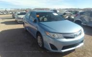 2013 TOYOTA CAMRY LE #1684728683