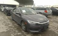 2018 HONDA CIVIC SEDAN LX #1685626766