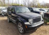 2011 JEEP LIBERTY SP #1687629846