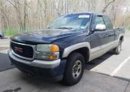 2002 GMC NEW SIERRA #1688269259