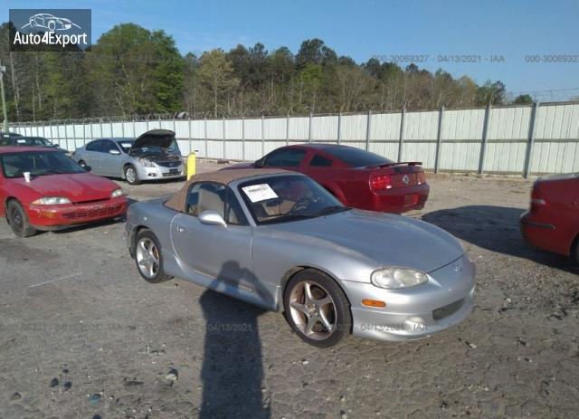 2002 MAZDA MX-5 MIATA CLOTH/LS/SE #1688595759