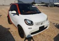 2016 SMART FORTWO #1693590413