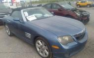 2005 CHRYSLER CROSSFIRE LIMITED #1694438129