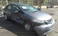 2015 HONDA CIVIC SEDAN LX #1694464789