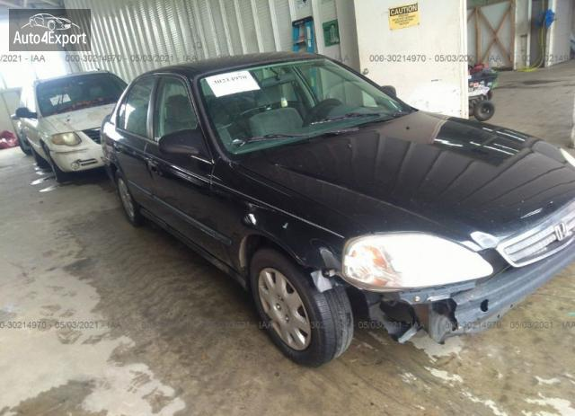 2000 HONDA CIVIC LX #1694469169