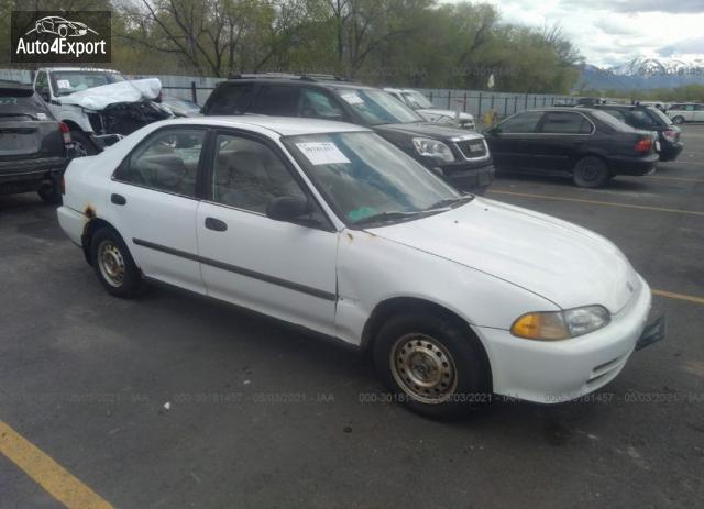 1993 HONDA CIVIC DX #1695402606
