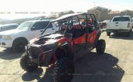 2020 POLARIS RZR XP 4 TURBO #1697500029