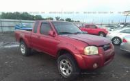 2001 NISSAN FRONTIER 4WD SC SUPERCHARGER #1698052739