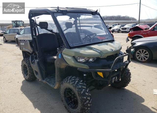 2016 CAN-AM DEFENDER H #1698107749