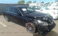 2014 MERCEDES-BENZ E-CLASS E 63 AMG S-MODEL #1698580843