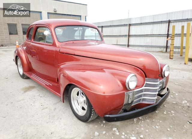 1940 OLDSMOBILE COUPE #1720682393