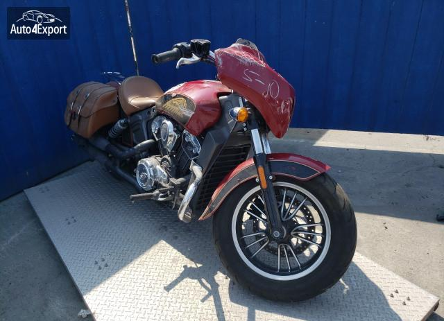 2019 INDIAN MOTORCYCLE CO. SCOUT ABS #1767344689