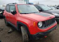 2017 JEEP RENEGADE T #1772003366