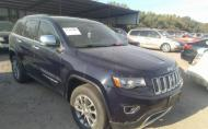 2014 JEEP GRAND CHEROKEE LIMITED #1776431256