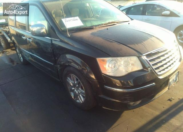 2008 CHRYSLER TOWN & COUNTRY LIMITED #1776443196