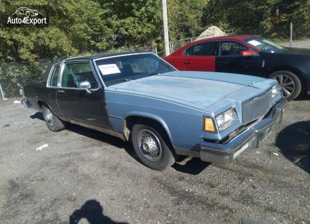 1985 BUICK LESABRE LIMITED #1777490156